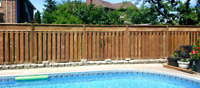 COMMERCIAL AND RESIDENTIAL FENCE