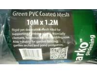 GREE3 PVC COATED GARDEN MESH