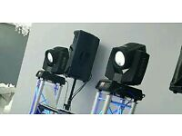 Moving Heads Beams For Sale With Flight Case
