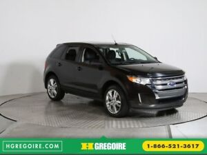 2013 Ford EDGE SEL AWD TOIT OUVRANT NAVIGATION SYSTEM SYNC