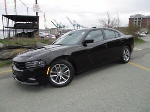 2016 Dodge CHARGER SXT PLUS (NAVIGATION, HEATED/COOLED LEATHER,