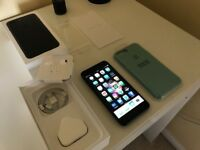 Apple iPhone 7 Plus 256GB - Simfree - Matt Black - Apple Care Oct 2018!!!