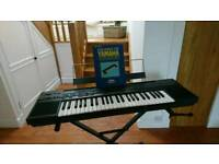 Yamaha keyboard piano used but in excellent condition