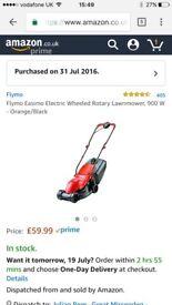 Easimow flymower.
