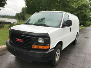 2012 GMC Savana 2500 Air conditionné! traction arrière