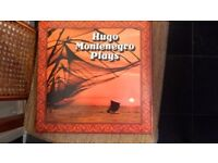 "Boxed Set of ""Hugo Montenegro Plays""LPs."