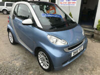 Smart fortwo 1.0mhd ( 71bhp ) Softouch Passion