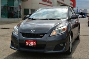 2009 Toyota Matrix XRS/GREAT VEHICLE/GOOD CONDITION!