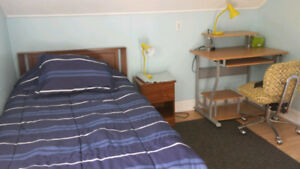 Room for rent in September, near NBCC Moncton ( Male Only)