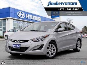 2014 Hyundai Elantra GL AUTOMATIC