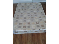 Orthopaedic double-mattress great condition