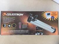 Telescope Celestron 76LCM computerised