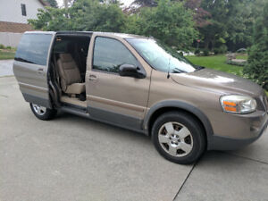 2006 Pontiac Montana Minivan - etested, can safety