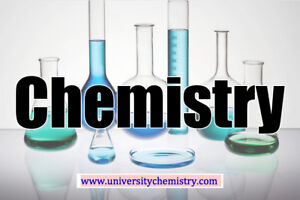 Experienced PhD Chemistry Instructor For UBC CHEM 233, 213, 123,
