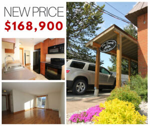 SOLD! Updated Downtown Fernie Condo is Move in Ready!