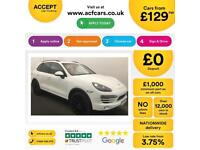 Porsche Cayenne FROM £129 PER WEEK!