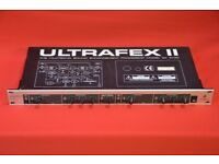 Behringer Ultrafex II EX3100 Multiband Sound Enhancement Processor £45