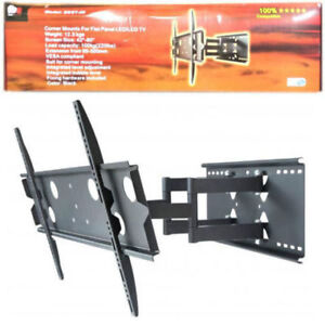 "BEST 26 TV WALL MOUNT 42-80"" TV, FULL-MOTION TV WALL MOUNT"