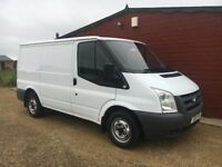 2011 FORD TRANSIT 85 T280 SWB NO VAT TO PAY