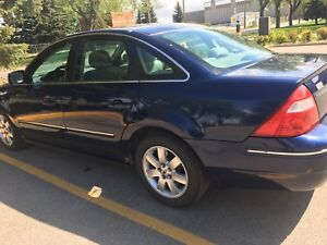 Great deal ford five hundred low km