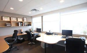4 Furnished, Stunning Offices Available for Lease