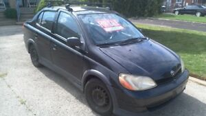 $1000 TOYOTA ECHO YEAR 2000