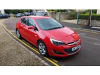 Vauxhall Astra 2.0CDTi 16v 165ps ecoFLEX (s/s) 2014 SRi