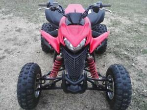 2008 Honda Trx700 like new