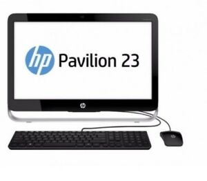 Ordinateur HP Pavilion 23po