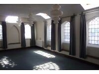 Spacious 2x double bedroom flat in renovated church