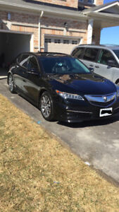2015 Acura Other V6 SH-AWD Technology Package Sedan