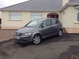 2005 VW Golf 1.4 TSI Plus usual extras motd fully serviced mint condition