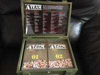 The a-team ammo DVD boxset