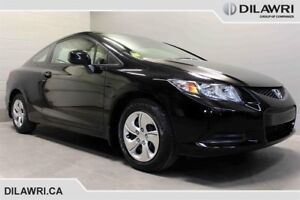 2013 Honda Civic Coupe LX 5AT