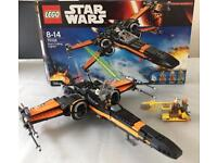 LEGO Star Wars Poe's X-Wing Fighter (75102).