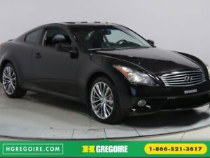 2012 Infiniti G37 COUPE SPORT AWD TOIT CUIR MAGS