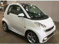SMART FORTWO 1.0 PRIME PREMIUM Coupe PASSION PURE GRAND STYLE FROM £20 PER WEEK!