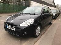 36000 Miles. 2010 Renault Clio Extreme 1.1 Petrol. Facelift Model. Economical Ideal First Car.