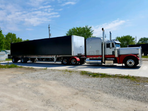 379 Ext hood Peterbilt and East Connastoga for sale
