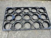 Pot carry trays job lot