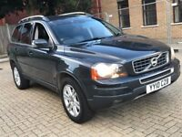 2010 VOLVO XC90 2.4 DIESEL AUTOMATIC JEEP LONG MOT 7 SEATER FAMILY CAR GREAT DRIVE NOT X5 QASHQAI X3