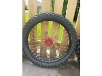 Honda crf cr wheels