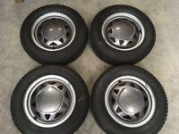 Vauxhall Nova Wheels