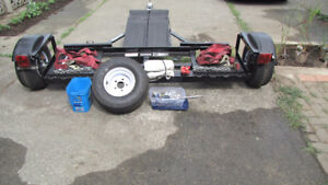 "2010 ""EZE-TOW"" Hydraulic ""Disc"" Brake Car Tow Dolly"