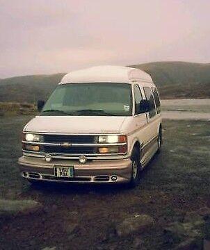 Chevrolet Express 1500 Explorer Luxury Van