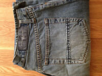 """French Connection Regular Fit Men's Jeans (34""""W x 32""""L) (never worn) JUST REDUCED"""