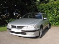 PEUGEOT 406 ESTATE S, 2 LITRE DIESEL, HDi 110 BHP, MANUAL, SILVER