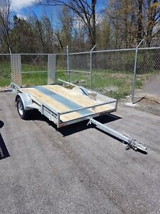 2017 N&N S66123G - Stand Up ramps Hot Dipped Galvanized