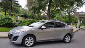 2010 Mazda 3 - Lady owned, low mileage