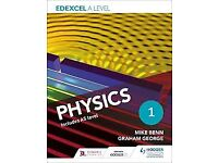 Physics as level revision guide for 2015 new spec by Mike benn